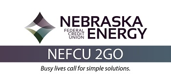 NEFCU 2GO Mobile Deposit › Nebraska Energy Federal Credit Union