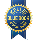 Kelley Blue Book ribbon icon